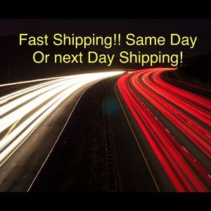 Other - Fast Shipping